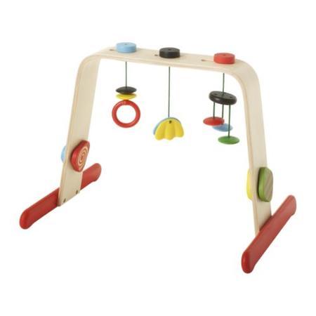 LEKA stojak z zabawkami marki IKEA - zdjęcie nr 1 - Bangla