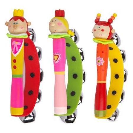 Dzwoneczki do rączki - różne rodzaje marki Tra Present - zdjęcie nr 1 - Bangla