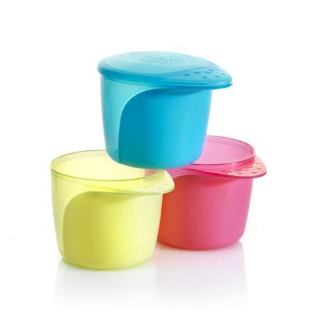 Pojemniczki na żywność z pokrywkami. Różne kolory i pojemności. marki Tommee Tippee - zdjęcie nr 1 - Bangla