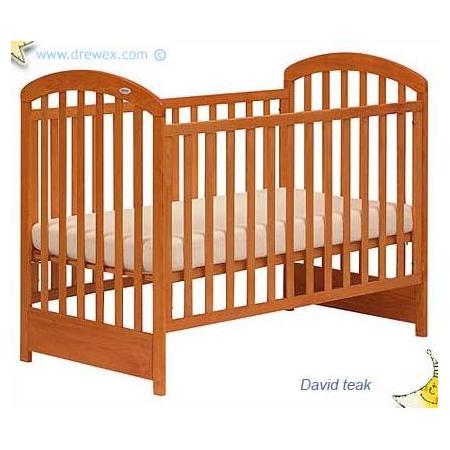 Łóżeczko drewniane Dawid marki Drewex - zdjęcie nr 1 - Bangla