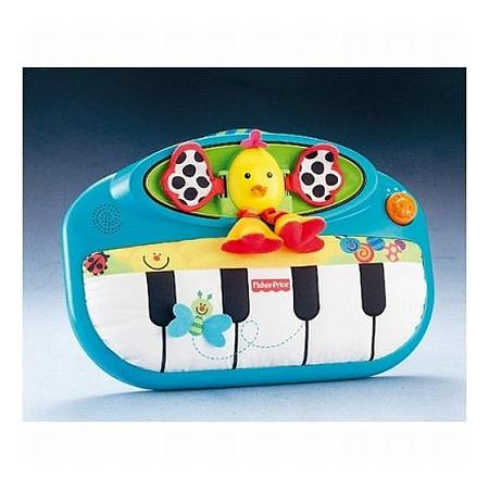 Pianinko A ku ku marki Fisher-Price - zdjęcie nr 1 - Bangla