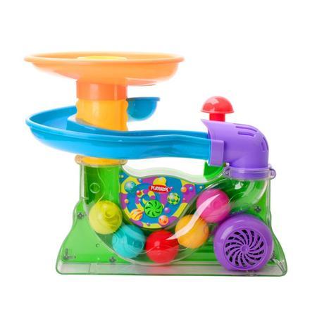 Fontanna z piłeczkami Playskool marki Hasbro - zdjęcie nr 1 - Bangla