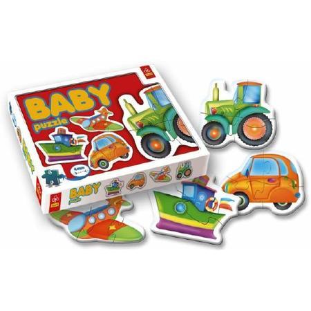 Baby puzzle marki Trefl - zdjęcie nr 1 - Bangla