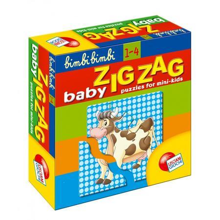 Baby Zig Zag marki Lisciani Giochi - zdjęcie nr 1 - Bangla