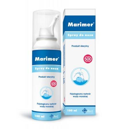 Woda morska - spray i ampułki Marimer marki Gilbert - zdjęcie nr 1 - Bangla