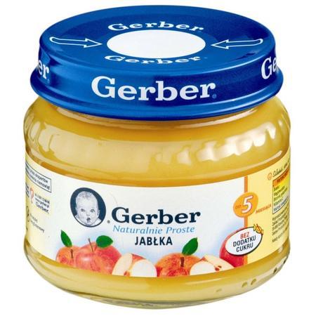 Deser owocowy. Różne rodzaje marki Gerber - zdjęcie nr 1 - Bangla