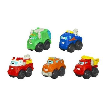 TONKA Samochodziki. Wheel Pals. Różne rodzaje marki Playskool - zdjęcie nr 1 - Bangla