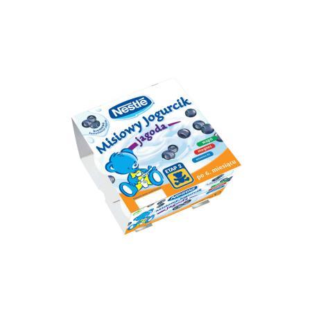 Misiowy jogurcik po 6 miesiącu, różne rodzaje marki Kaszki Nestlé - zdjęcie nr 1 - Bangla