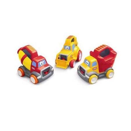 Miękkie Pojazdy z rączką. Różne rodzaje. marki Little Tikes - zdjęcie nr 1 - Bangla