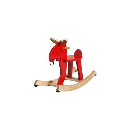 Ekorre. Łoś na biegunach. Czerwony marki IKEA - zdjęcie nr 1 - Bangla