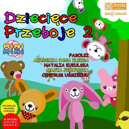 CD Dziecięce Przeboje. Seria płyt CD marki My Music Records - zdjęcie nr 1 - Bangla