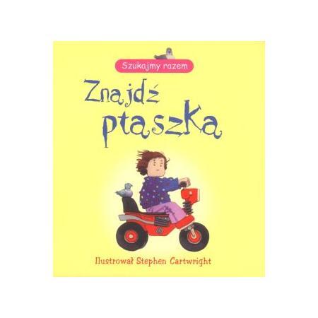Szukajmy razem - seria książeczek tekturowych marki FK Jacek i Krzysztof Olesiejuk - zdjęcie nr 1 - Bangla