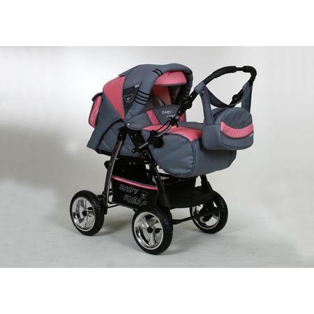 Wózek Agat Lux marki Baby Merc - zdjęcie nr 1 - Bangla