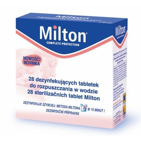 Tabletki dezynfekujące marki Milton - zdjęcie nr 1 - Bangla