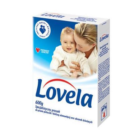 Lovela Biel, proszek do prania. Różne opakowania. marki Reckitt Benckiser - zdjęcie nr 1 - Bangla