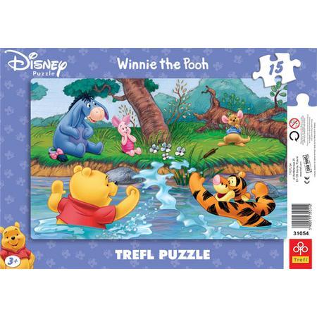 Puzzle ramkowe. Różne rodzaje marki Trefl - zdjęcie nr 1 - Bangla
