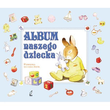 Album naszego dziecka marki Wilga - zdjęcie nr 1 - Bangla