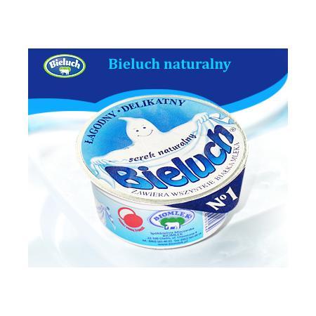 Bieluch, serek naturalny marki Bieluch - Spółdzielnia Mleczarska w Chełmie - zdjęcie nr 1 - Bangla