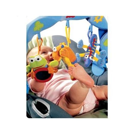 Łuk z zabawkami z pozytywką lub bez. Różne wzory marki Tiny Love - zdjęcie nr 1 - Bangla