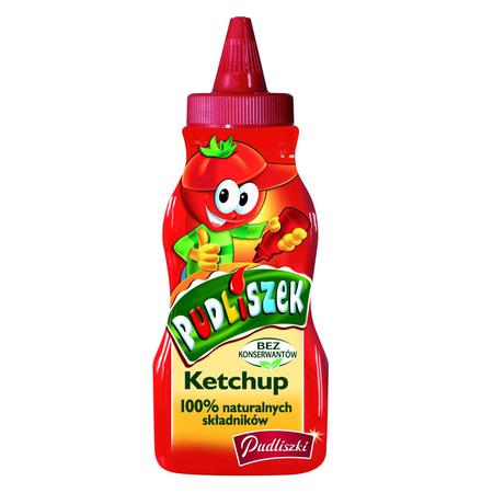 Ketchup dla dzieci Pudliszek marki Pudliszki - zdjęcie nr 1 - Bangla