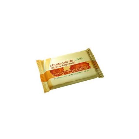 Chusteczki do higieny intymnej z wyciągiem z nagietka - Ochrona przed infekcjami marki Marion - zdjęcie nr 1 - Bangla