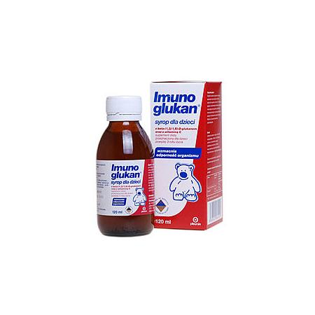 Imunoglukan Syrop marki Pleuran - zdjęcie nr 1 - Bangla