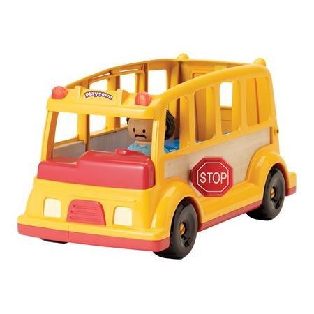 Zestawy z serii Play Town. Autobus Szkolny marki Play Town - zdjęcie nr 1 - Bangla