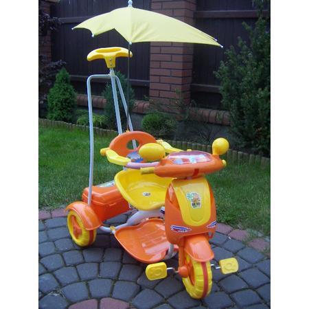 Hipcio - rower, z parasolką i pozytywką dla najmłodszych marki Made in China - zdjęcie nr 1 - Bangla