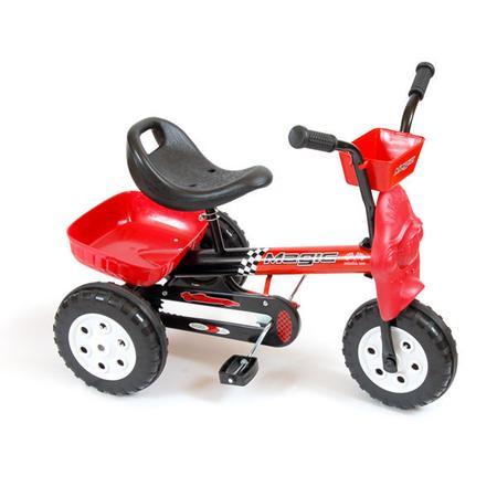 Rowerek 3-kołowy Magic z łańcuchem marki Lak Magic - zdjęcie nr 1 - Bangla