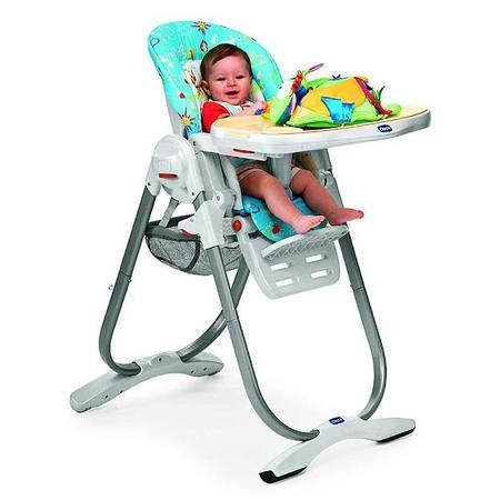 Krzesełko Polly Magic marki Chicco - zdjęcie nr 1 - Bangla