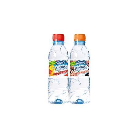 Woda smakowa Nestle Aquarel Truskawka marki Kaszki Nestlé - zdjęcie nr 1 - Bangla
