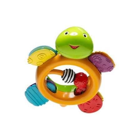 Żółw gryzak grzechotka marki Bright Starts - zdjęcie nr 1 - Bangla