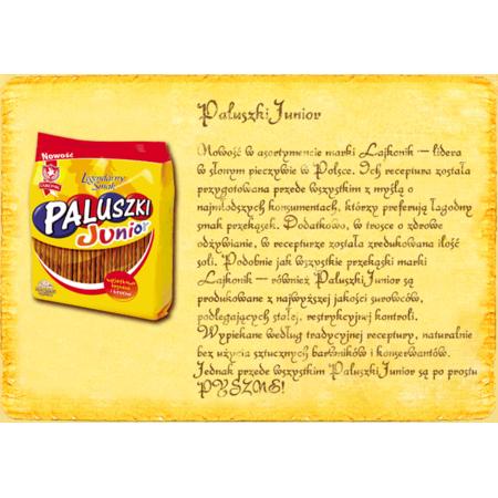 Paluszki Junior marki Lajkonik - zdjęcie nr 1 - Bangla