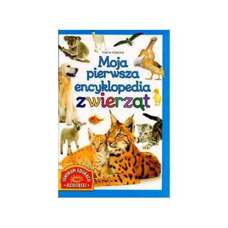 Moja pierwsza encyklopedia zwierząt marki Publicat SA - zdjęcie nr 1 - Bangla