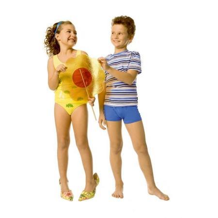 Bielizna dla chłopców i dziewcząt, podkoszulki, slipki, figi marki Arcado - zdjęcie nr 1 - Bangla