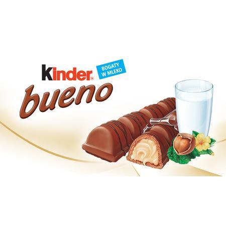 Kinder Bueno / Kinder Bueno Mini marki Ferrero - zdjęcie nr 1 - Bangla