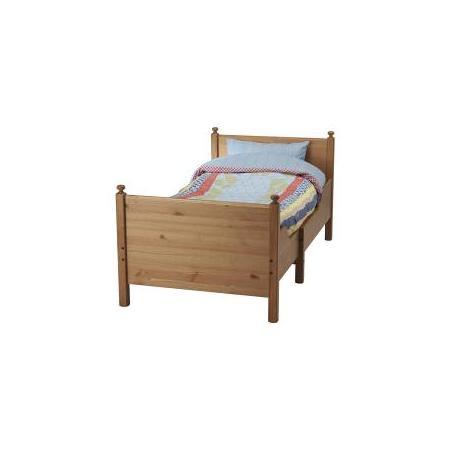 Wszystkie nowe LEKSVIK Rama łóżka o regulowanej długości, IKEA - Opinie, Testy BI11
