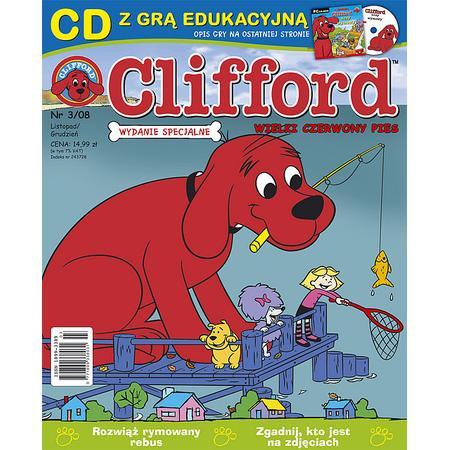 Clifford. Czasopismo dla dzieci w wieku 6 do 9 lat marki Egmont - zdjęcie nr 1 - Bangla