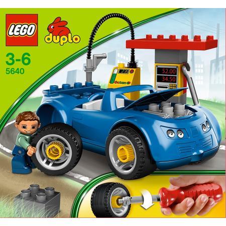 Duplo Stacja Benzynowa 5640 Lego Opinie Testy Cena Bangla