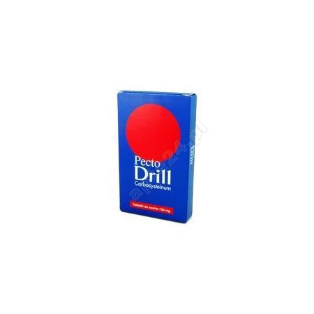 PectoDrill Tabletki 750 mg, Syrop 5mg/100 ml marki Pierre Fabre - zdjęcie nr 1 - Bangla