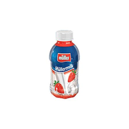 Mullermilk, napój mleczny, różne smaki marki Muller - zdjęcie nr 1 - Bangla