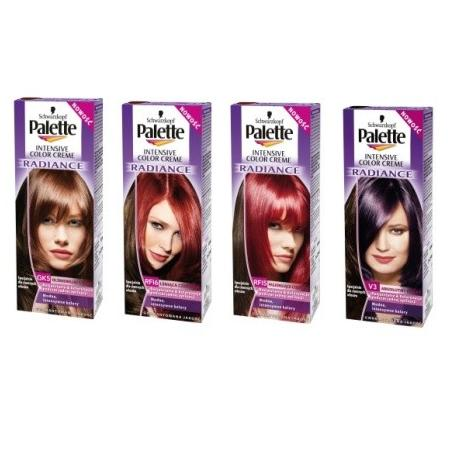 Topnotch Palette Intensive Color Creme Radiance, Farba. Wszystkie kolory HK27