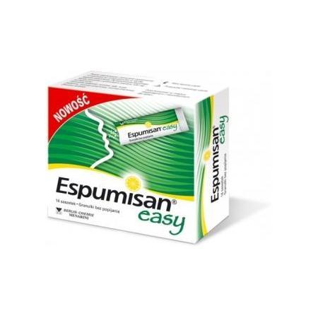 Espumisan Easy saszetki, granulki marki Berlin Chemie/Menarini Polska Sp. z o. o. - zdjęcie nr 1 - Bangla