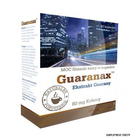 Guaranax, kapsułki marki Olimp Labs - zdjęcie nr 1 - Bangla