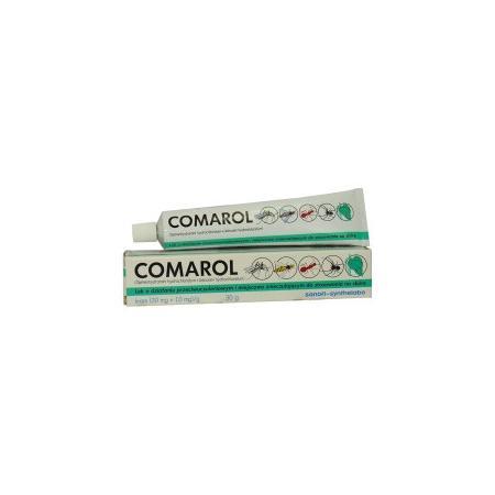 Comarol 3% krem marki Sanofi Aventis - zdjęcie nr 1 - Bangla