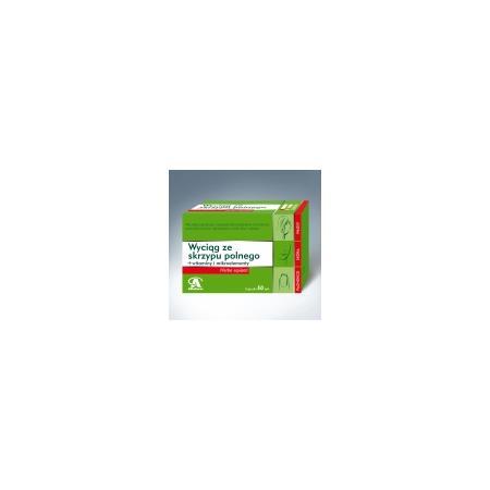 Wyciąg ze skrzypu polnego + witaminy i mikroelementy marki Aflofarm - zdjęcie nr 1 - Bangla