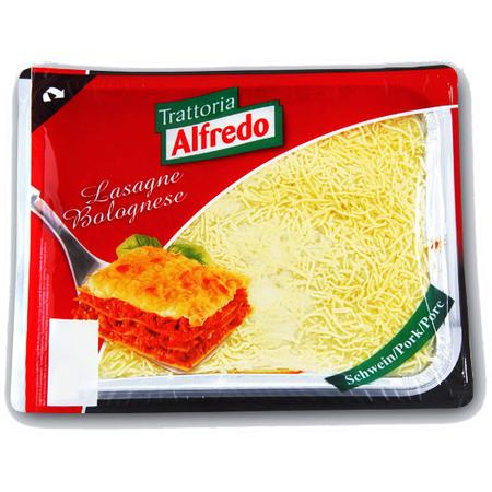 Trattoria Alfredo, Lasagne Bolognese marki Lidl - zdjęcie nr 1 - Bangla