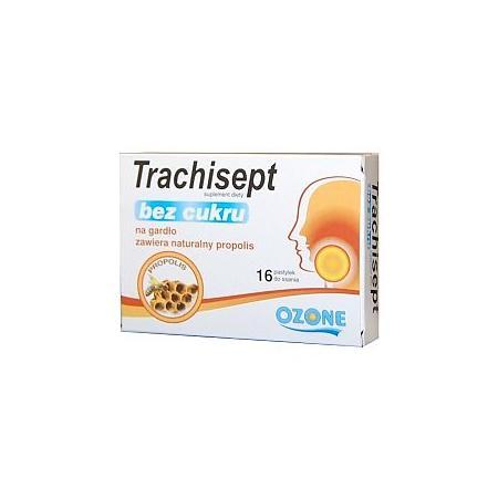 Trachisept bez cukru, pastylki do ssania marki Ozone - zdjęcie nr 1 - Bangla