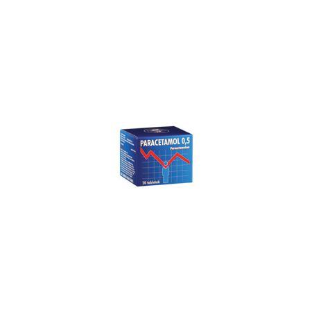 Paracetamol 500 mg, tabletki marki Filofarm - zdjęcie nr 1 - Bangla