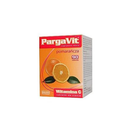 PargaVit, witamina C, tabletki do ssania marki FF Servis - zdjęcie nr 1 - Bangla